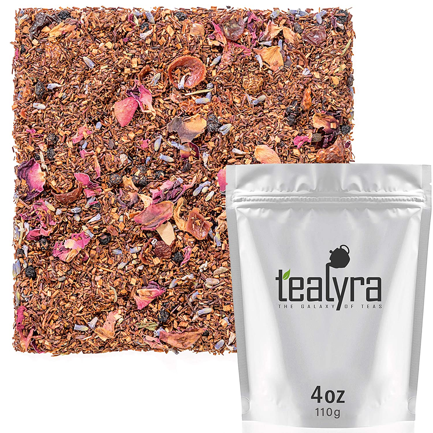 Tealyra Max 61% OFF Max 67% OFF - Rooibos Roman Province Bush Blueb and Red Lavender