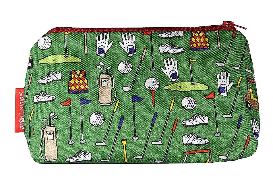 Selina-Jayne Golf Limited Edition Designer Toiletry Bag