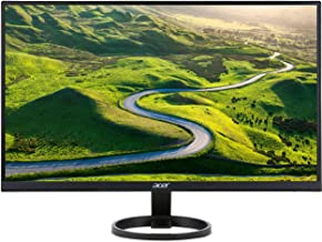 "Acer R1-27"" Monitor Full HD 1920x1080 75Hz IPS 16:9 1000:1 1ms VRB 250Nit (Renewed)"