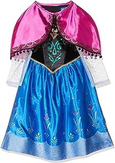 Rubie's Disney Frozen Anna Deluxe Costume, Medium