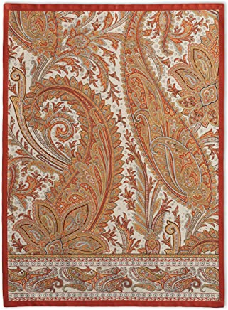 Maison d Hermine Kashmir Paisley 100% Cotton Set of 2 Kitchen Towels 20 Inch
