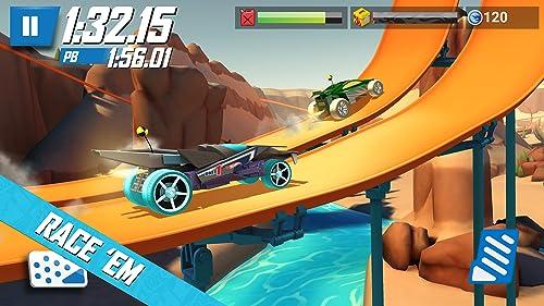 『Hot Wheels: Race Off』の2枚目の画像