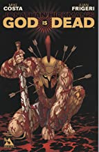 Jonathan Hickman's God is Dead No. 23 Iconic Cover
