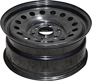 "Dorman 939-186 Steel Wheel (17x7.5""/6x5.5""),Black"