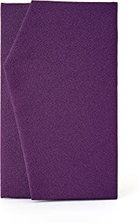 日本製 高級 ふくさ 袱紗 慶弔両用 金封 紫