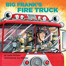 Big Frank's Fire Truck (Pictureback(R))