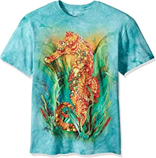 The Mountain Seahorse Adult T-Shirt