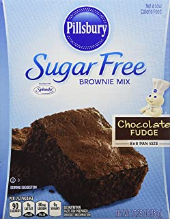 sugar free brownies mix