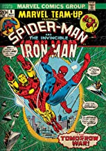 Marvel 'Spider Man - Iron Man' Officially Licensed Poster (30.48 cm x 45.72 cm)