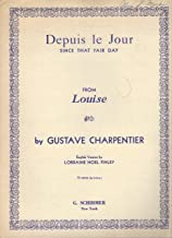 Depuis le Jour (Since That Fair Day) - English And French Version