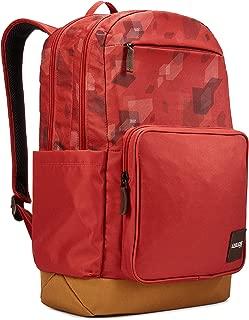 CASE LOGIC Query Backpack (Brick Carbide/Cumin)
