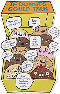American Greetings Funny Birthday Card (Donuts)