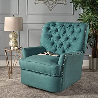 Christopher Knight Home Palermo Power Reclining Chair, Dark Teal