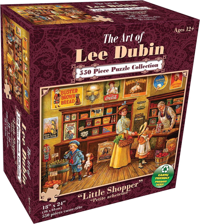 Karmin International Lee Dubin Little Shopper Puzzle (550Piece)