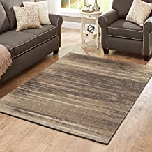 """product image for Orian Interference Area Rug, 3'11"""" x 5'5"""", Pewter"""