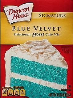 Best duncan hines blue velvet cake mix Reviews
