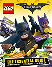 The LEGO® Batman Movie: The Essential Guide: Characters, Vehicles, Locations (DK Essential Guides)
