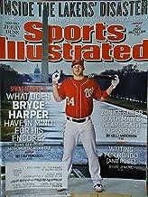 Sports Illustrated, February 25, 2013 Bryce Harper Washington Nationals