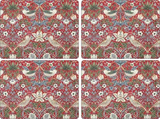 Pimpernel 2010648718 Placemats, Red