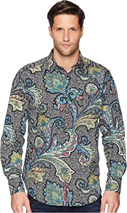 Sea Dragon Long Sleeve Woven Shirt