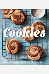 Betty Crocker Cookies: Irresistibly Easy Recipes for Any Occasion (Betty Crocker Cooking) Kindle Edition