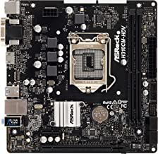 ASRock H310CM-HDV LGA1151/ Intel H310/ DDR4/ SATA3&USB3.1/ A&GbE/MicroATX Motherboard