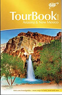 Arizona & New Mexico Tour Book Guide 2018 AAA Look up any town/city to find/compare nearly all hotels, restaurants, attractions with ratings, inspector notes, recommendations. 366 page TourBook