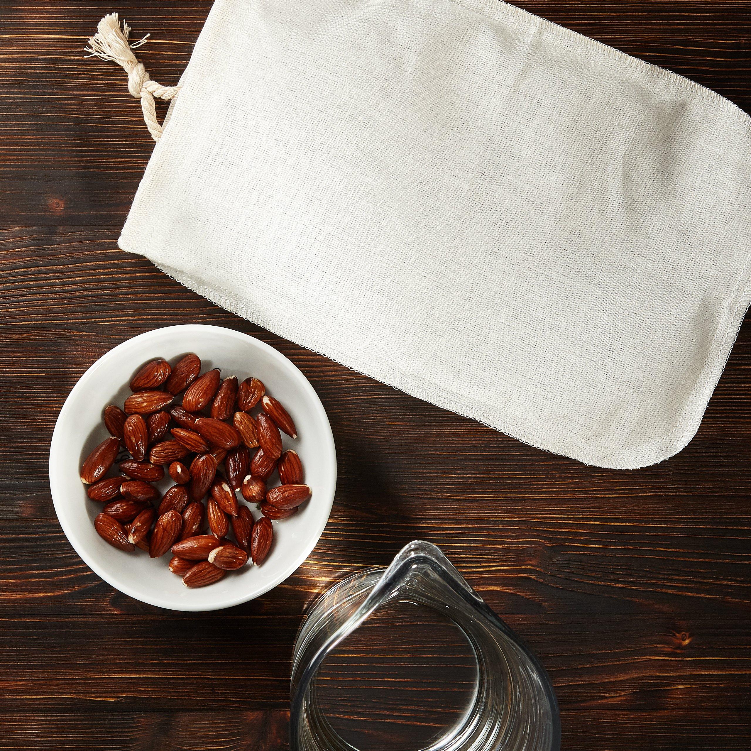 Compra Lumaland Cuisine bolsa filtro de leche vegetal vegana de ...