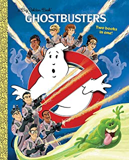 Ghostbusters 2016 Big Golden Book