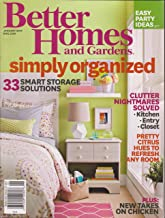 Better Homes and Gardens Magazine (January 2014)