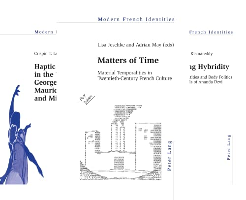 Modern French Identities (14 Book Series)