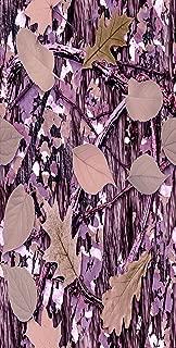 Pink Lady Oak Camo Cornhole Decal Wrap Set 3M Laminated Vinyl Prints