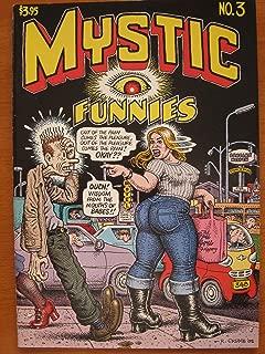 Mystic Funnies #3, 2002. Robert Crumb