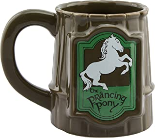 The Lord Of The Rings Prancing Pony 3D Mug