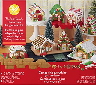 make your own gingerbread kit