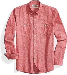 pearl snap chambray shirt