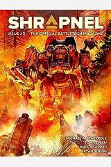 BattleTech: Shrapnel, Issue #5 (The Official BattleTech Magazine) Kindle Edition