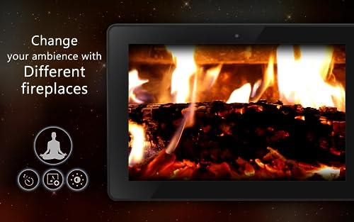『Calm Fireplace TV』の1枚目の画像