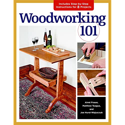 Beginner Woodworking Projects Amazon Com