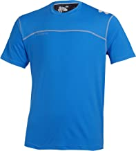 Under Armour Mens UA Combine Training Acceleration T-Shirt, XXL, BLUE JET