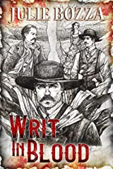 Writ in Blood (English Edition) Format Kindle