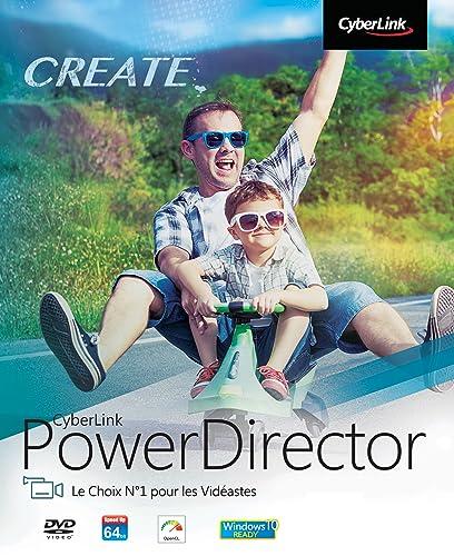 CyberLink PowerDirector 16 Deluxe [Téléchargement]