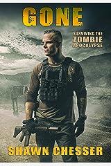 Gone (Surviving the Zombie Apocalypse Book 13) Kindle Edition
