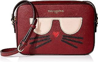 Karl Lagerfeld Paris womens Maybelle Choupette Camera Crossbody