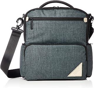 [イシュタル] ショルダーバッグ ドールズ 2WAY 2層 撥水素材 保冷バッグ付