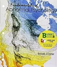 Loose-Leaf Version for Fundamentals of Abnormal Psychology