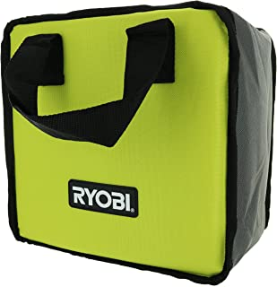 Ryobi Lime Green Genuine OEM Tool Tote Bag (Single Bag) (Tools Not Included)