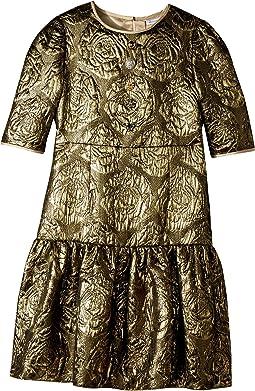 Dolce & Gabbana Kids - Floral Dress (Big Kids)