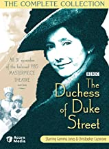 The Duchess of Duke Street Complete Collection