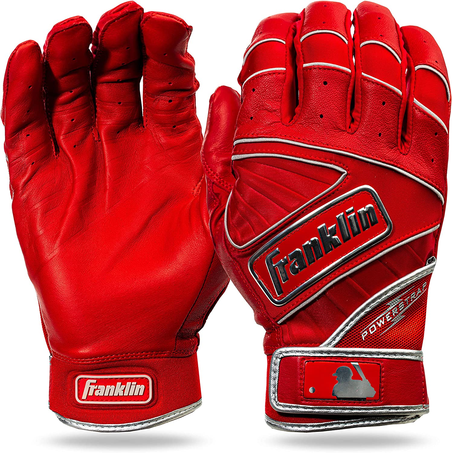Shipping included Franklin Sports Powerstrap Gloves Batting Super sale